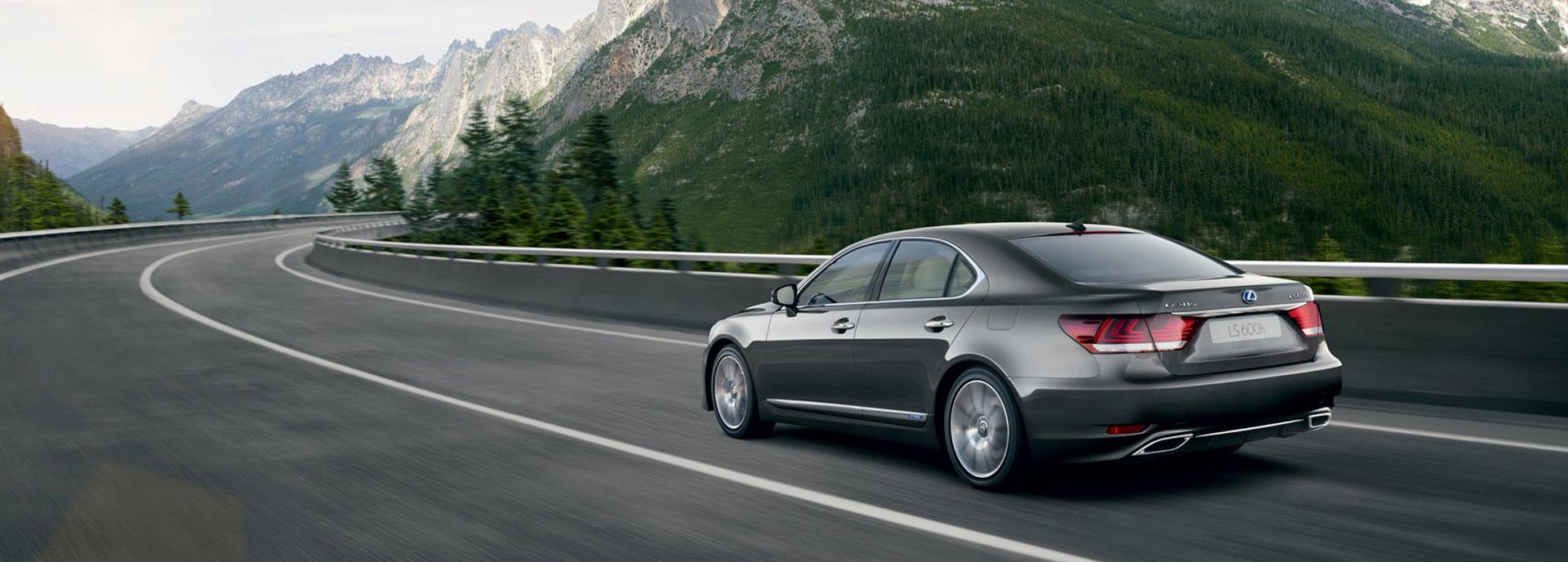 Lexus Hybrid Calgary