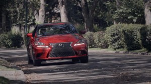 Lexus Loaner Vehicle