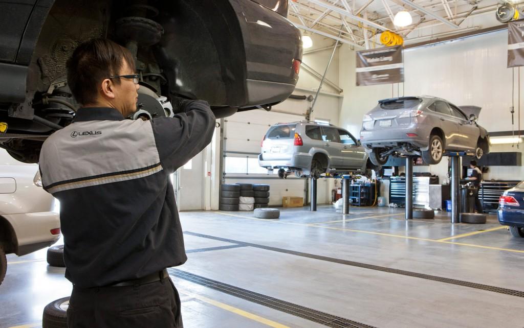 Lexus Certified Pre-Owned Calgary