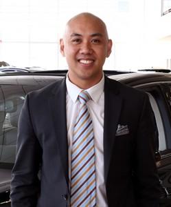 Abe Carranza, Sales Consultant