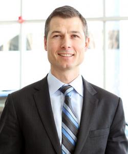 Kyle Morrison, Sales Manager