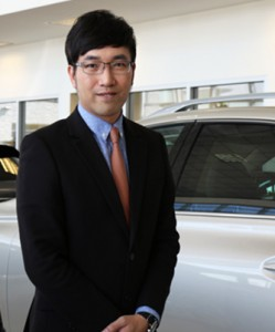 Malcolm Kan, Sales Consultant