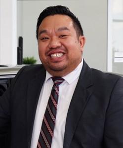 Timmy Su, Sales Consultant