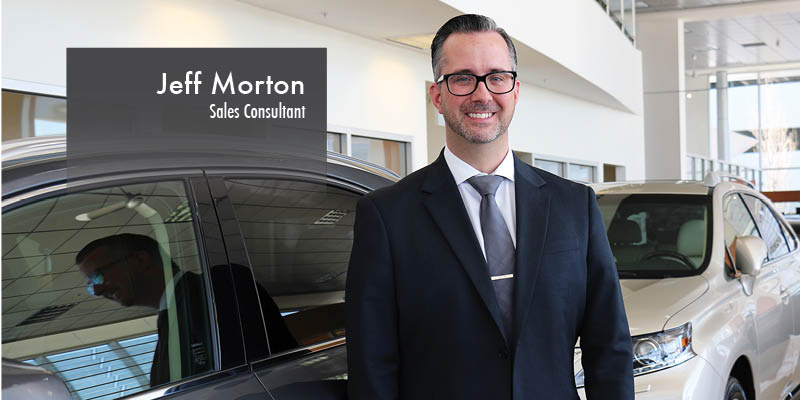 Jeff Morton Sales Consultant