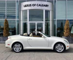 2004 Lexus SC 430, stock #3660A