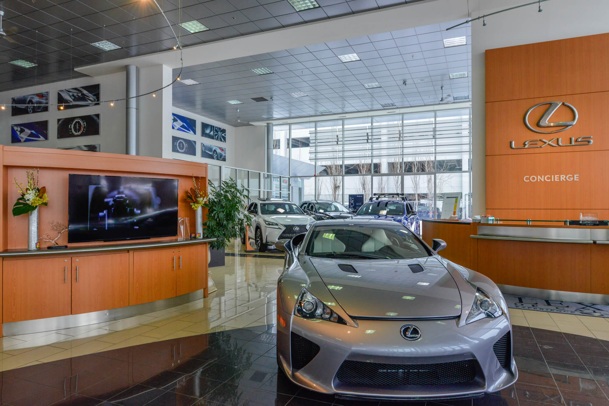 New 2018 Lexus Calgary Car & SUV Selection