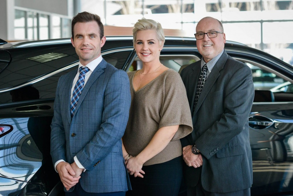 Calgary Lexus Finance Team