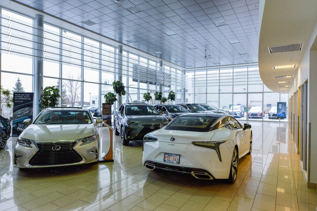 Lexus Calgary Used Cars