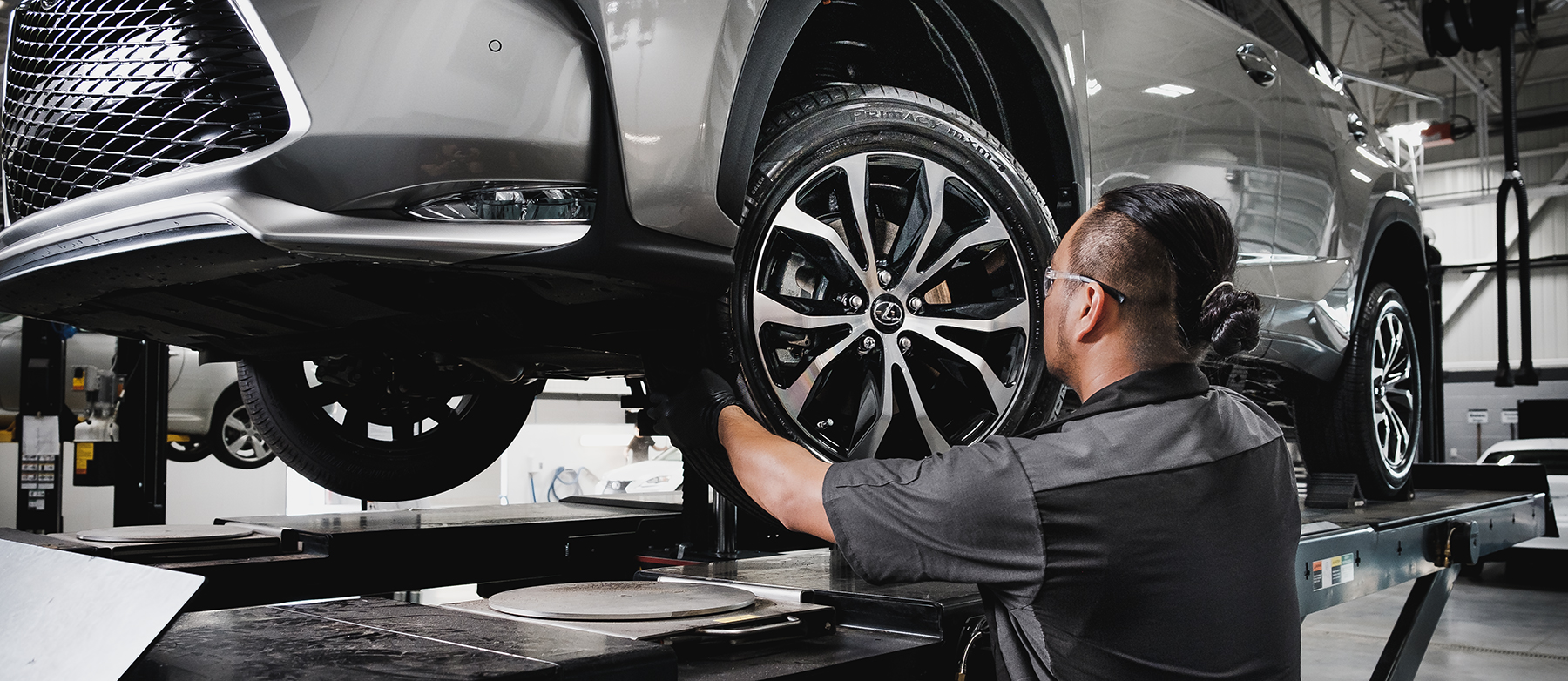 Lexus Tire Alignment